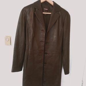 Womens Leather Jacket
